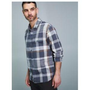 REI long sleeve button down shirt